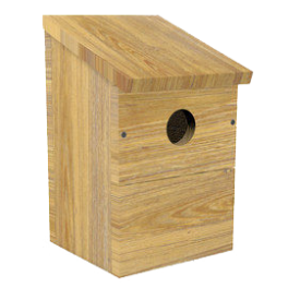 Peckish Everyday Multi Bird Nest Box