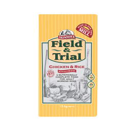 Skinner's Field and Trial Chicken & Rice Dog Food 15kg