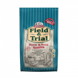 Skinner's Field & Trial Duck & Rice Dog Food