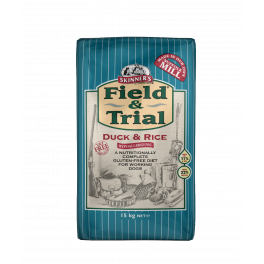 Skinner's Field & Trial Duck & Rice Dog Food 15kg