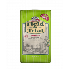 Skinner's Field & Trial Junior Dog Food 15kg