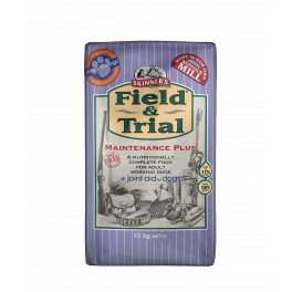 Skinner's Field & Trial Maintenance Plus Dog Food 15kg