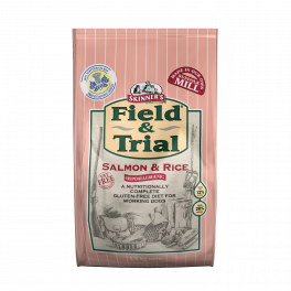 Skinner's Field & Trial Salmon & Rice Dog Food