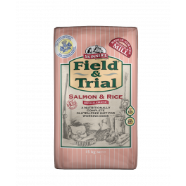 Skinner's Field & Trial Salmon & Rice Dog Food 15kg