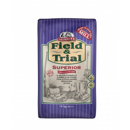Skinner's Field & Trial Superior Dog Food 15kg