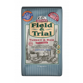 Skinner's Field & Trial Turkey & Rice Dog Food