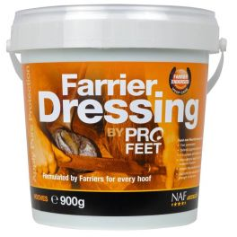 NAF Pro Feet Farrier Dressing Horse Hoof Care Supplement 900g