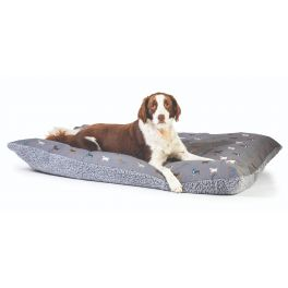 FatFace Marching Dogs Deluxe Duvet Dog Bed (2 Sizes Available)
