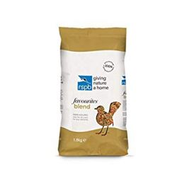 RSPB Favourites Blend Wild Bird Food 1.8kg