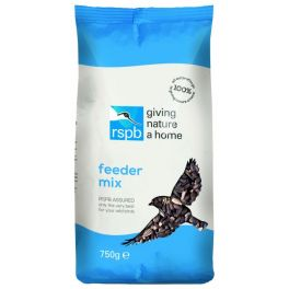 RSPB Feeder Mix Wild Bird Food 1.5kg