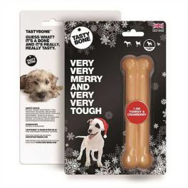 Tasty Bone Festive Turkey Flavour Nylon Bone For Toy Dogs