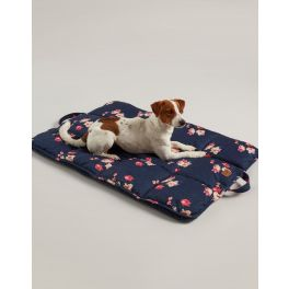 Joules Floral Travel Pet Bed