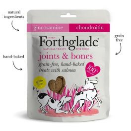 Forthglade Joints and Bones Grain Free Salmon Dog Treats 150g
