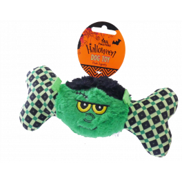 Rosewood Halloween Frankenstein Dog Toy