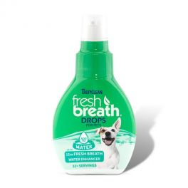 Tropiclean Fresh Breath Drops for Dogs and Cats 65ml