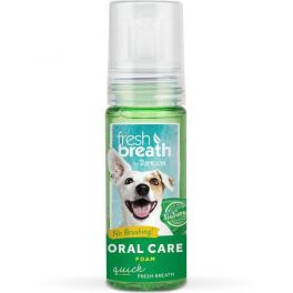 Tropiclean Fresh Breath Oral Care Foam for Dogs 133ml