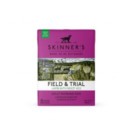 Skinner's Field And Trial Lamb And Root Veg 390g
