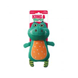 KONG Whoopz Gator Small Dog Toy