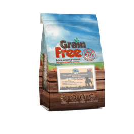 Foss Feeds Grain Free Senior Dog Food with Trout 2kg
