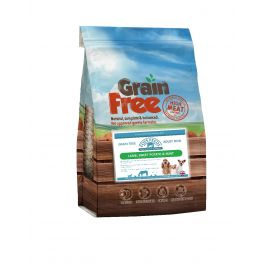 Foss Feeds Grain Free Adult Dog Food with Lamb