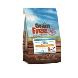 Foss Feeds Grain Free Adult Dog Food with Turkey