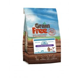 Foss Feeds Grain Free Adult Dog Food with Duck