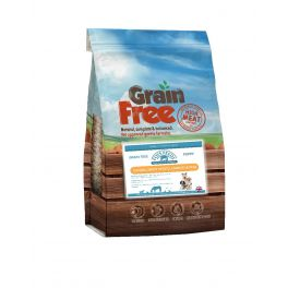 Foss Feeds Grain Free Puppy Food with Chicken