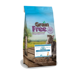 Foss Feeds Grain Free Freshly Prepared Turkey Cat Food 2kg