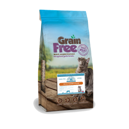 Foss Feeds Grain Free Freshly Prepared Chicken Kitten Food 2kg