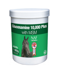 NAF Glucosamine 10,000 with MSM Horse Supplement 900g