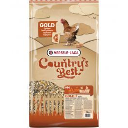 Versele-laga Country's Best Gold 4 Mix Poultry Food 4kg