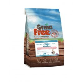 Foss Feeds Grain Free Puppy Food with Salmon 2kg
