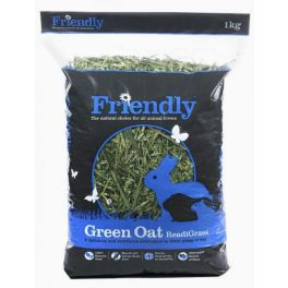 Friendly Green Oat ReadiGrass for Small Animals 1kg