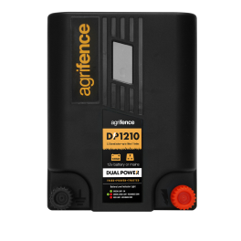 Agrifence DP 1210 Dual Power Energiser 2.2J
