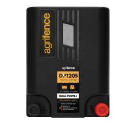 Agrifence DP 1205 Dual Power Energiser 1.0J