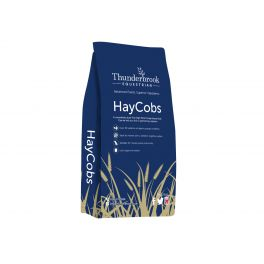 Thunderbrook Hay Cobs Horse Food 20kg