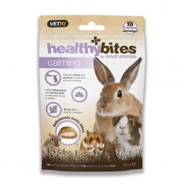 VetIQ Healthy Bites Calming Treats For Small Animals 30g