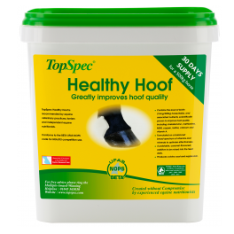 TopSpec Healthy Hoof Horse Supplement 3kg