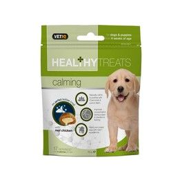 Vetiq Healthy Treats Calming for Dogs & Puppies 50g