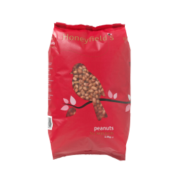 Honeyfield's Peanuts For Wild Birds 12.6kg