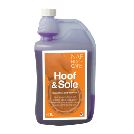 NAF Hoof & Sole for Horses 1L