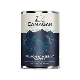 Canagan Salmon & Herring Supper Wet Dog Food 400g