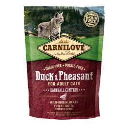 Carnilove Duck & Pheasant Adult Dry Cat Food 400g