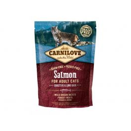 Carnlove Salmon Dry Cat Food 400g