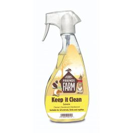 Tiny Friends Farm Keep It Clean Lemon Cleaning Spray 500ml