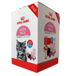 Royal Canin Kitten Pack