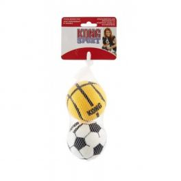 KONG Sport Ball Large 2 Pack Dog Toy Large