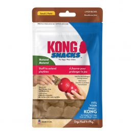 KONG Snacks Liver Mini Dog Treats 198g