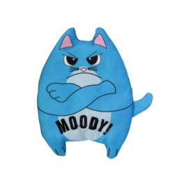 KONG Refillables Purrsonality Moody Catnip Cat Toy