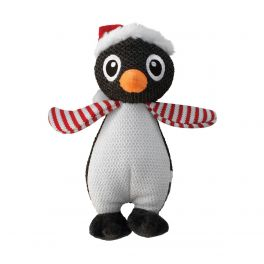 KONG Christmas Whoopz Holiday Penguin Dog Toy
